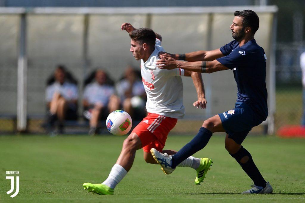 Cremo, vittoria per 4-1 sulla Juventus U23