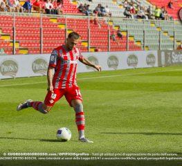 Mogos salta una partita di B: l'ultima volta all'Ascoli