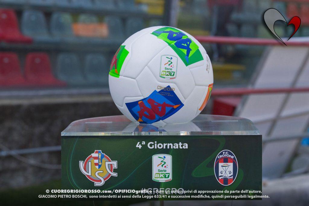 Giudice Sportivo, inflitti due turni al tecnico del Trapani