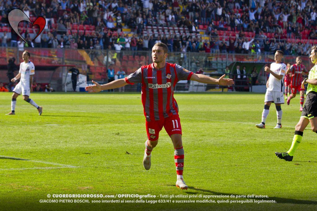 Palombi: «Vincere ci fa bene. Lazio? Che emozione»