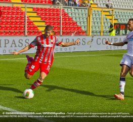 Ravaglia, Claiton e Valzania usciti malconci dal match