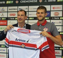 Valzania: «A Cremona c'è voglia di vincere. Qui per maturare»