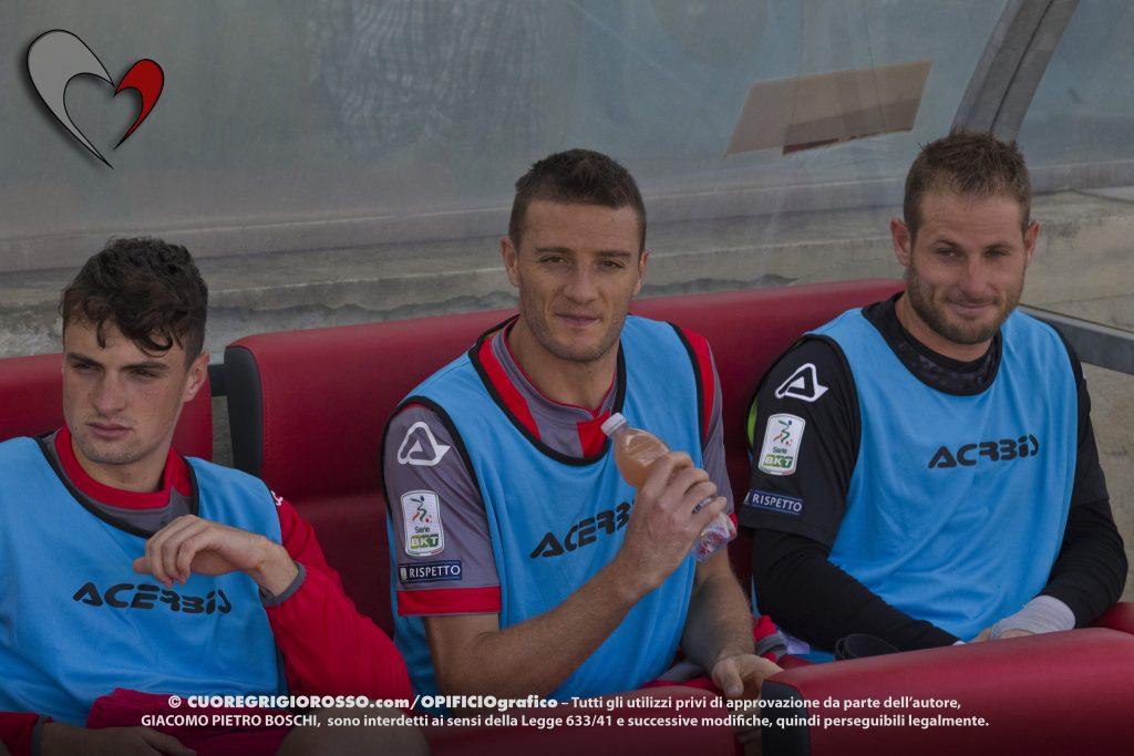 Ciofani: «I gol? Se non quest'anno, il prossimo…»