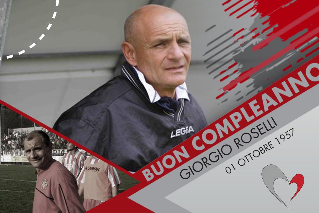 Auguri mister Roselli, mago della doppia promozione