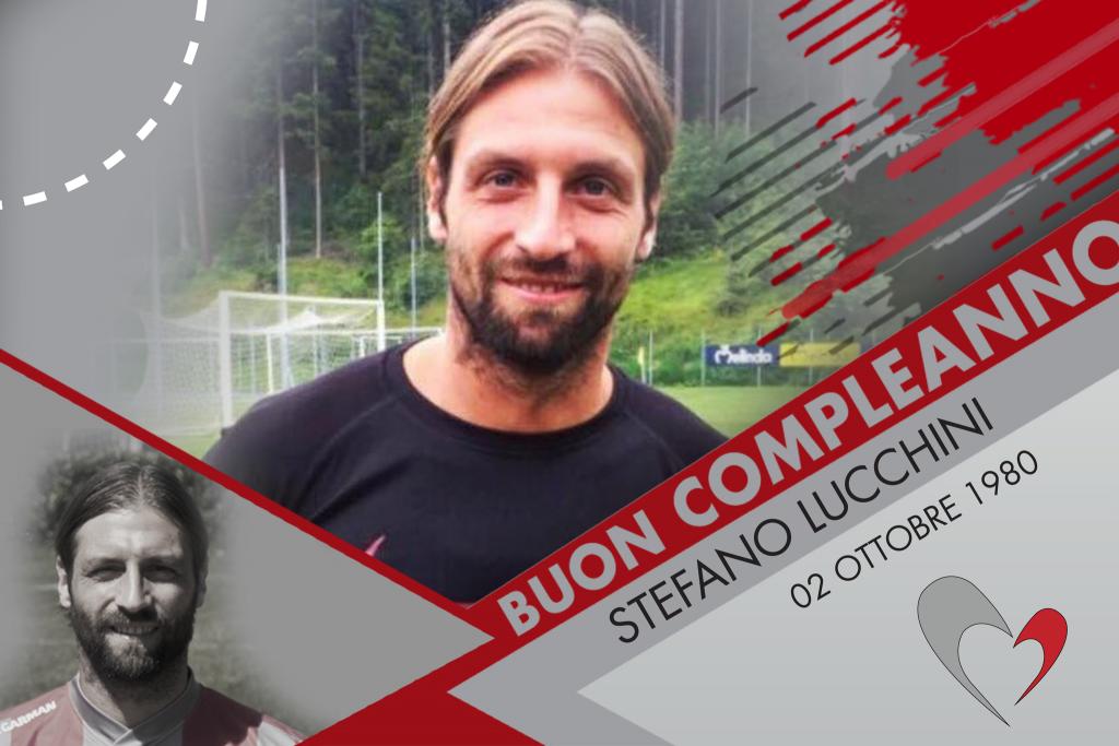 Auguri a Stefano Lucchini, grande Cuore Grigiorosso