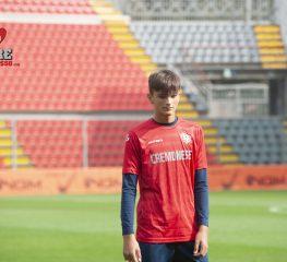 Cremo, Bia e Ghisolfi convocati dall'Italia U19