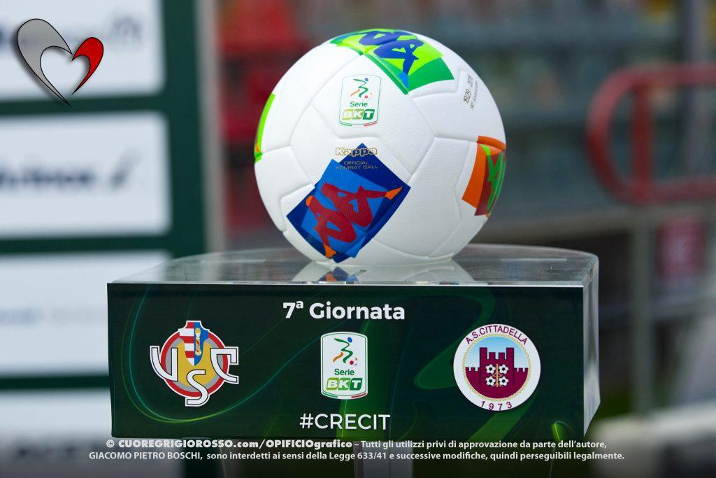 Serie B, i risultati: Cittadella sconfitto, si rialza la Regia