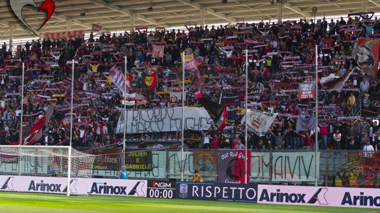 Pescara-Cremonese, le modalità per il Settore Ospiti