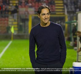 Nesta, Frosinone: «Cremo? Classifica così così, ma…»