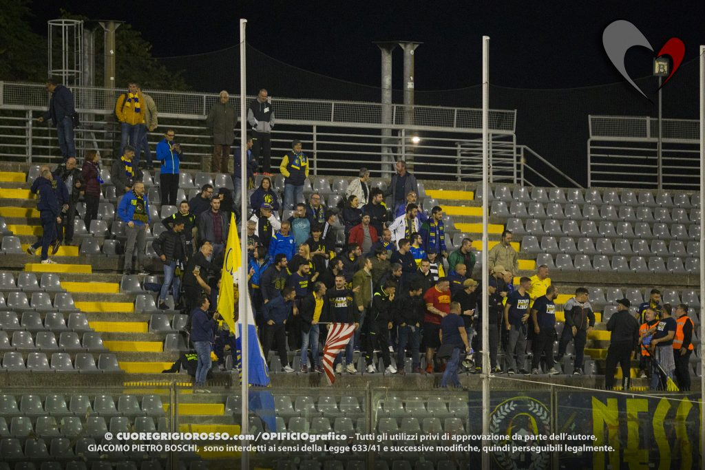 Serie B, vince il Frosinone. Cremo, classifica terribile