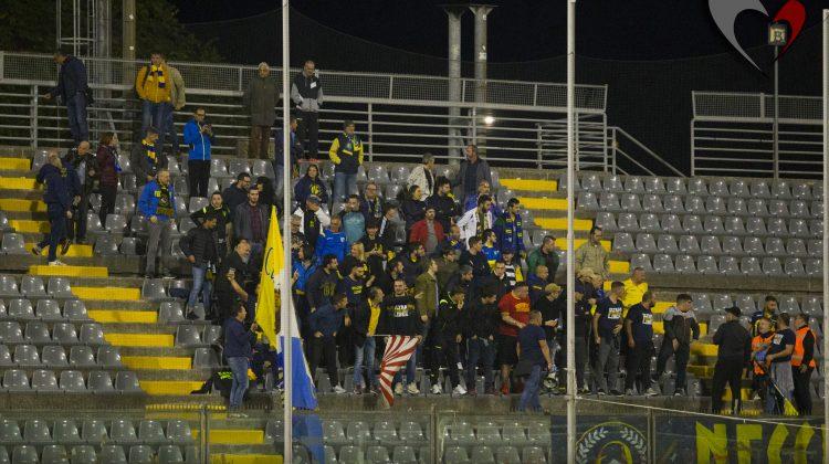 Serie B, pari nell'anticipo tra Frosinone e Parma