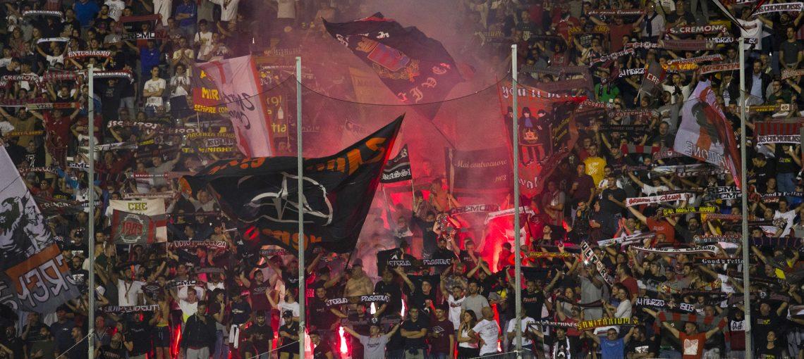 Serie B, Cremo ben posizionata per media spettatori
