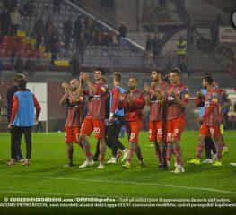Cremonese-Frosinone, le fotografie della partita