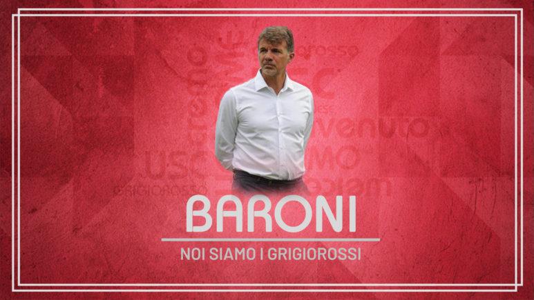 UFFICIALE: Cremo, Baroni è il nuovo allenatore