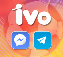 È arrivato IVO, il nuovo super assistente sportivo!