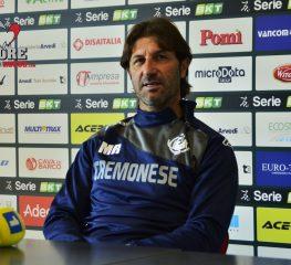 Rastelli: «Con il Cittadella match fondamentale. Felici per Mogos»