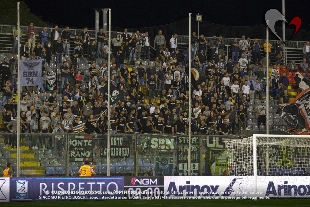 Coronavirus in Italia, rinviata Ascoli-Cremonese in Serie B