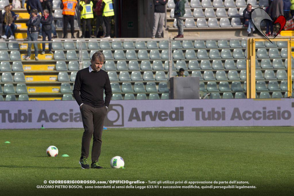 Cremo, Baroni torna in bilico: Udine sarà decisiva