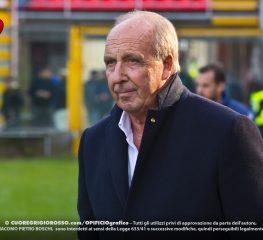 Salernitana, Ventura: «Due punti persi, il match era alla portata»