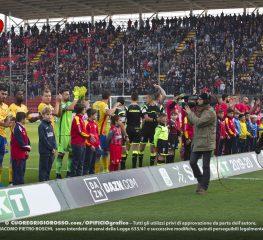 Pescara-Cremonese, le foto dei tifosi