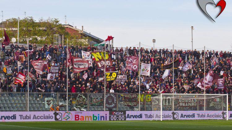 Salernitana, Lotito: «Mi sta stretto il pareggio»
