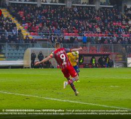 Cremo, il primo gol di Ciofani da una visuale esclusiva