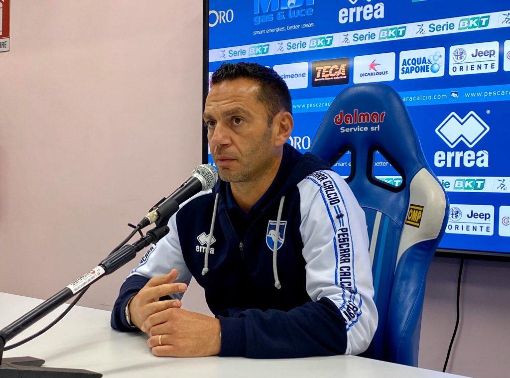 Pescara, Zauri si è dimesso. Fiducia a Legrottaglie?