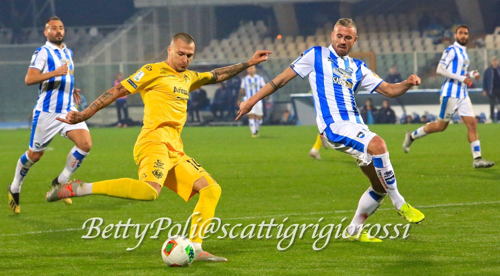 Cremo, unica vittoria a Pescara firmata Nicolini-Frutti