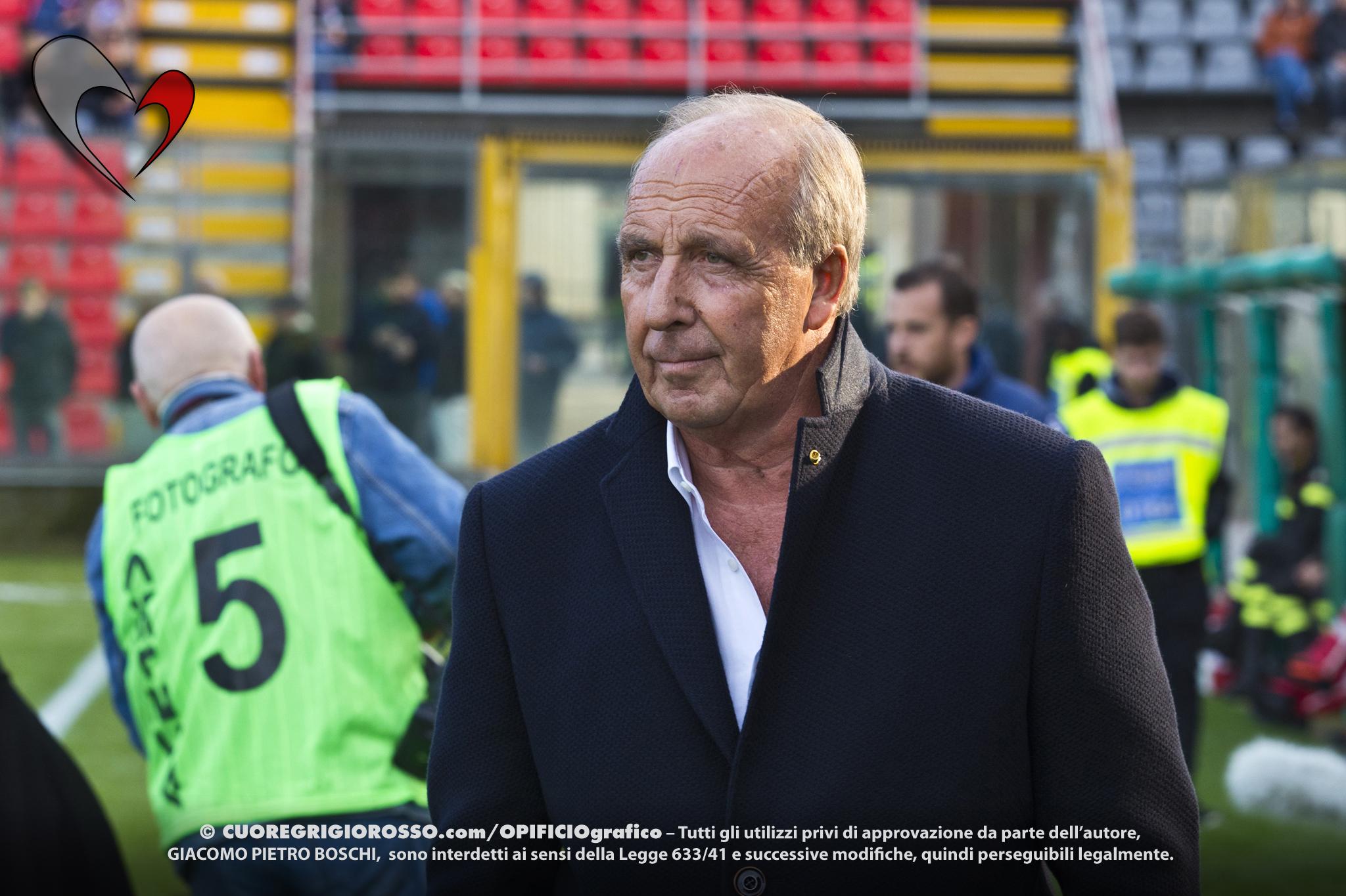 UFFICIALE: Ventura lascia la Salernitana