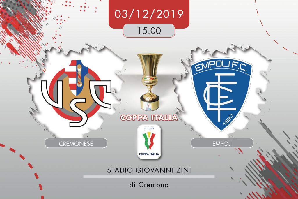 Cremonese-Empoli 1-0, tabellino e cronaca