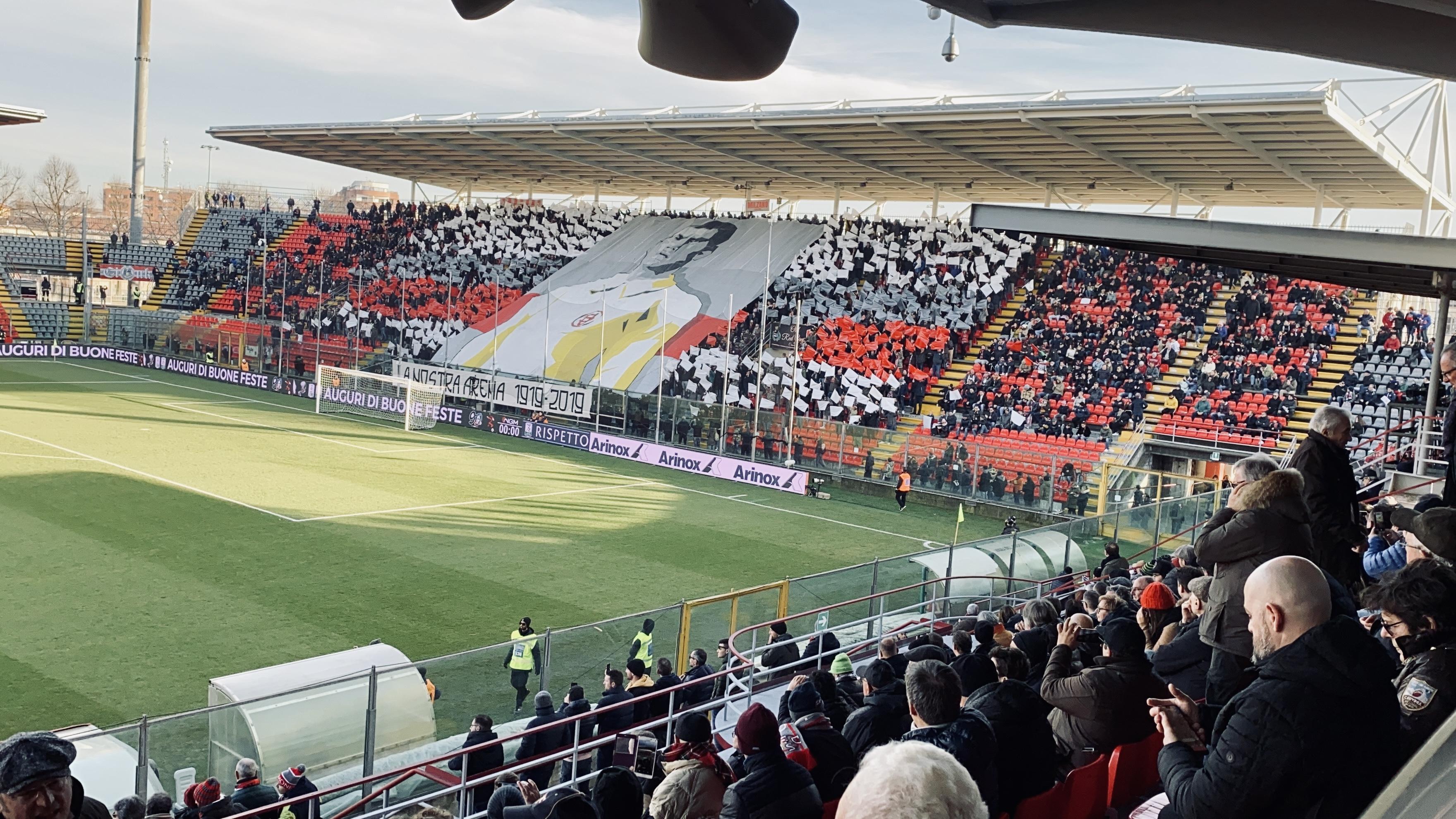 Questione stadi: riaprono anche Lombardia e Veneto