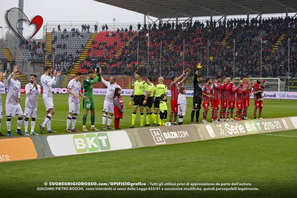 Cremonese-Livorno, le foto dei tifosi