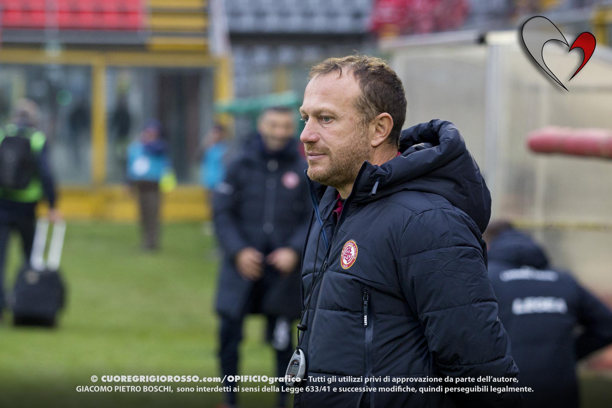 Serie B, ufficiale l'esonero di mister Breda al Livorno