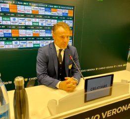Chievo, Marcolini out. Al suo posto Aglietti