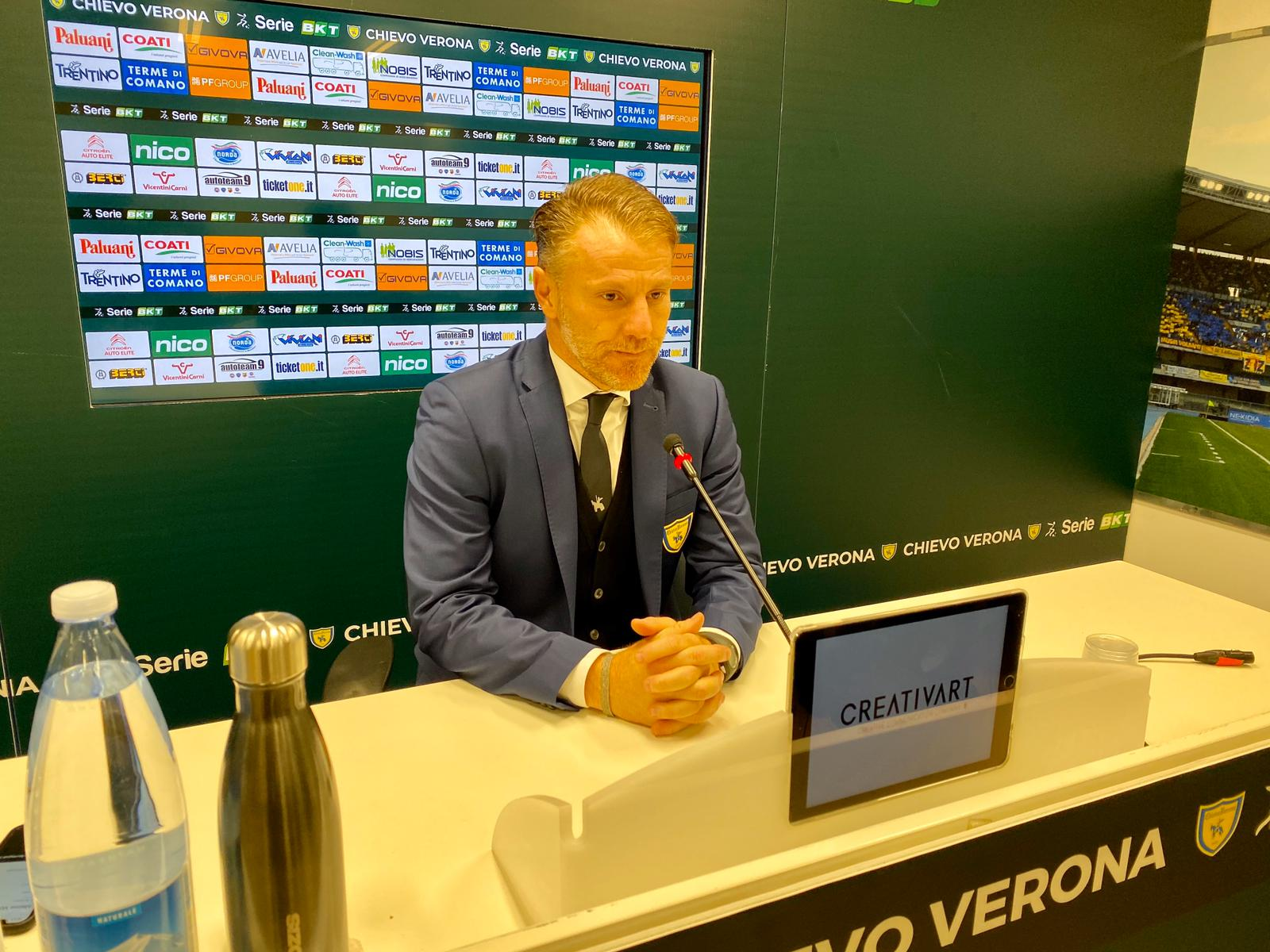 Marcolini: «Vittoria importantissima. Felice per Di Noia»