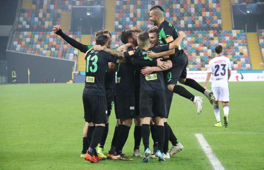 Serie B: Burrai-Strizzolo, Pordenone che vince ancora