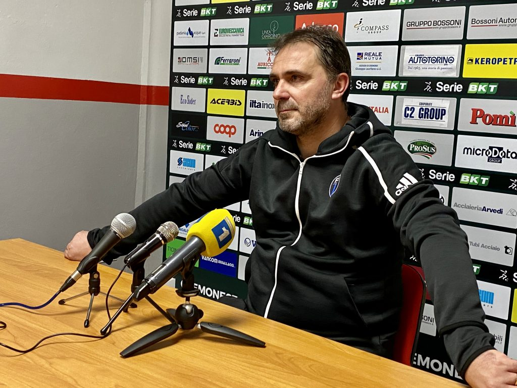 Serie B, D'Angelo confermato al Pisa
