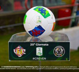 Serie B, oggi il recupero Virtus Entella-Venezia