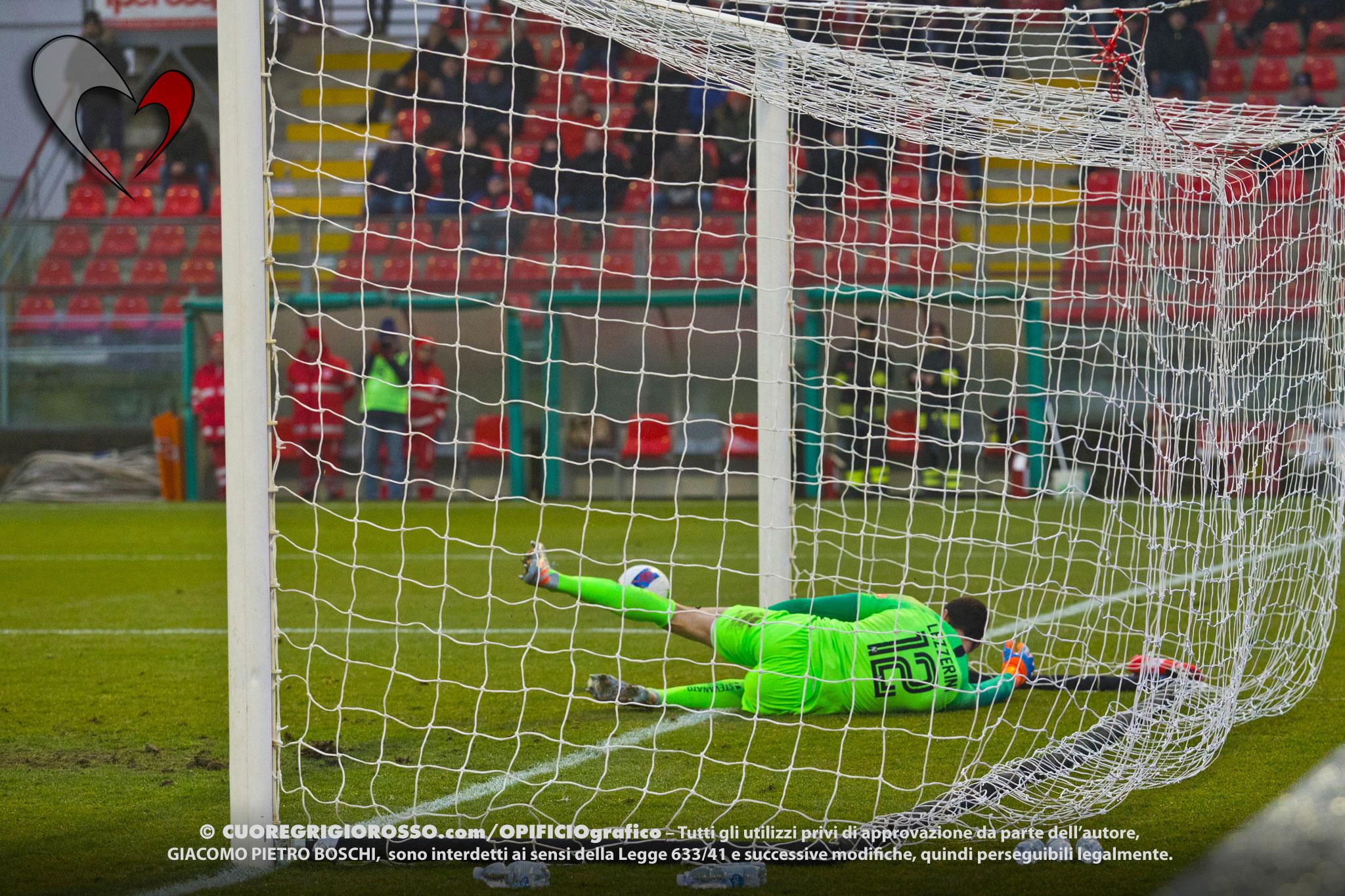 Classifica marcatori, Cremo senza gol con il Venezia
