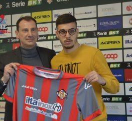 Gaetano: «Spero di portare Cremona in alto»
