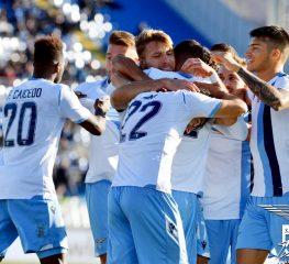Lazio, una grande realtà nel suo miglior momento