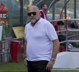 Perugia, Cosmi: «Il pari ci sta, ma dagli altri campi…»