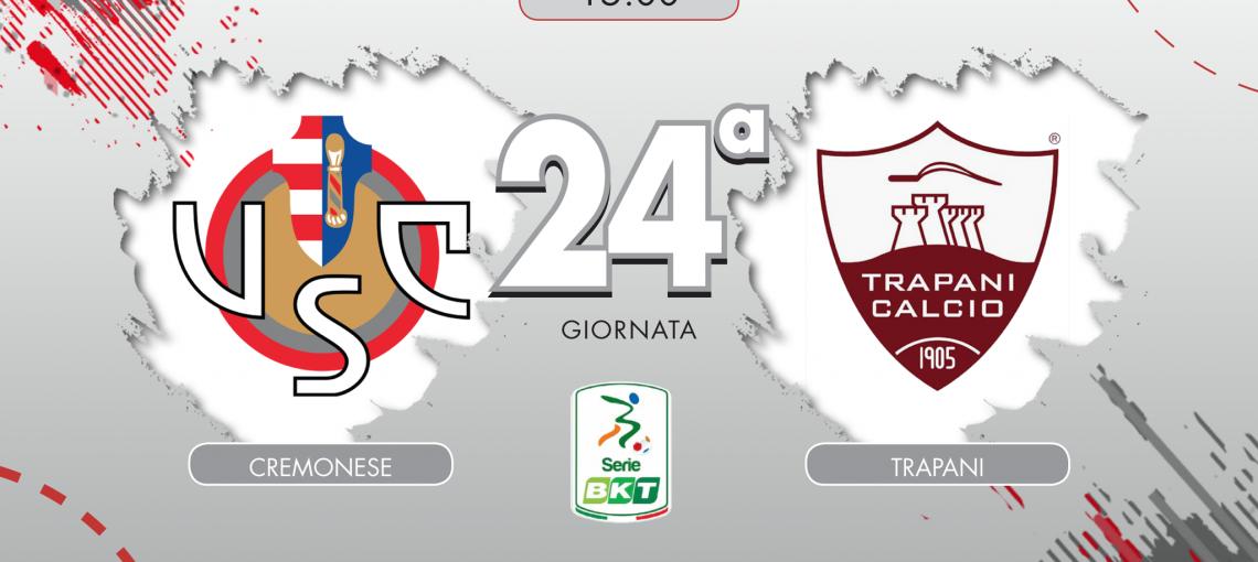 Cremonese-Trapani 5-0, tabellino e cronaca
