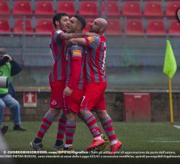 Cremonese-Trapani, le fotografie della partita