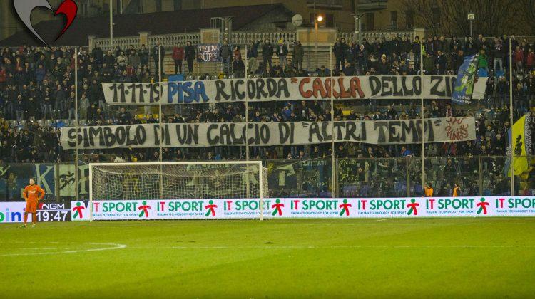 Cremonese-Pisa, le fotografie della partita
