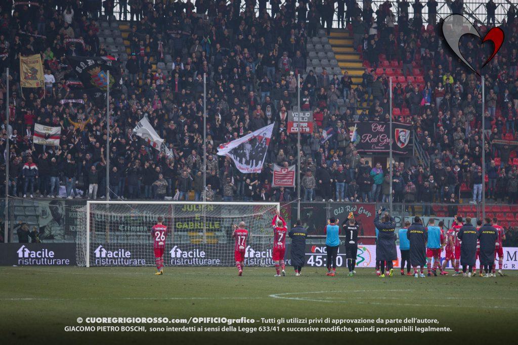 Serie B, non si giocherà Ascoli-Cremonese