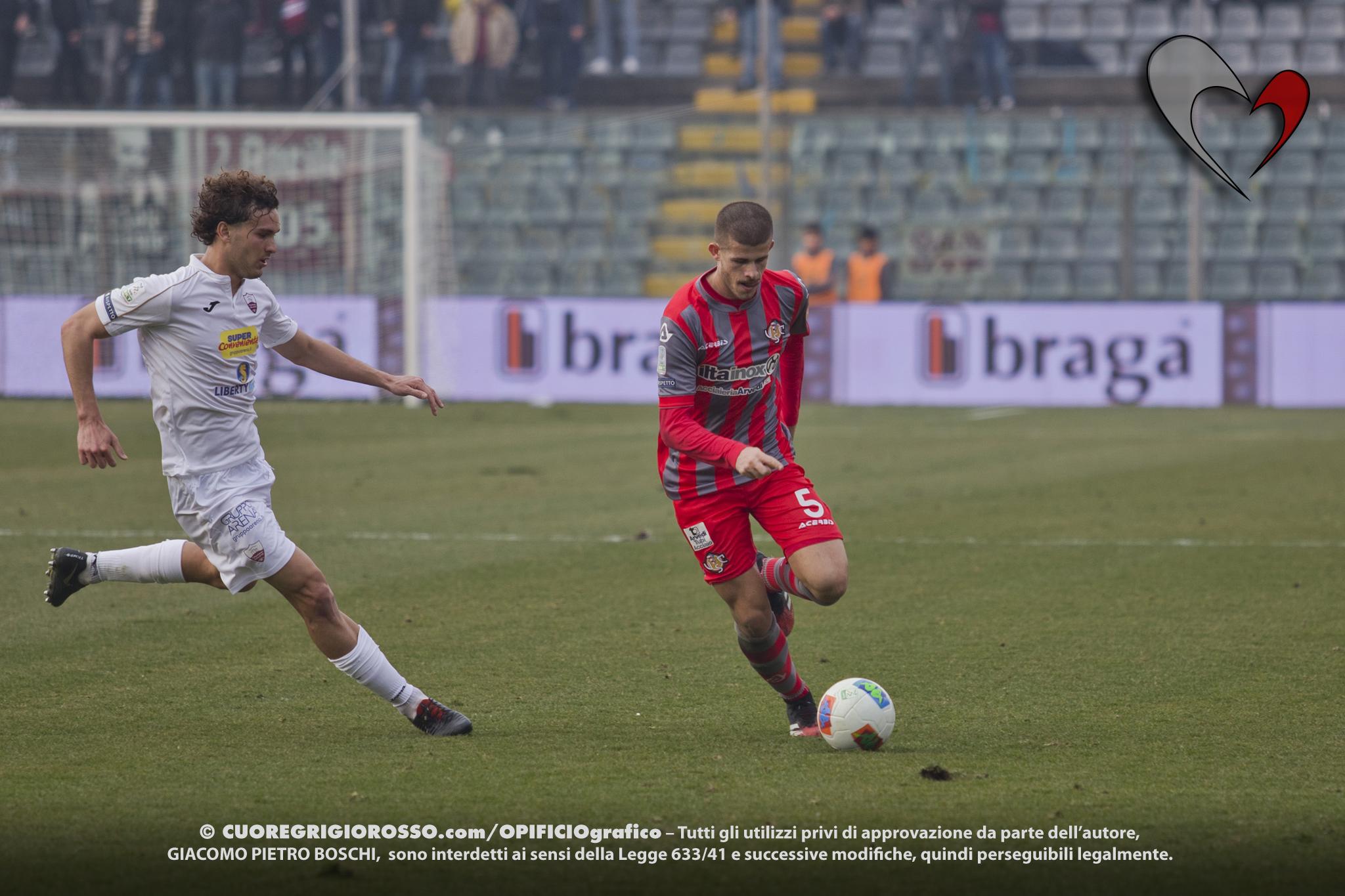 Classifica marcatori, Valzania ritorna al gol