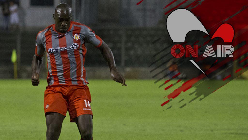 GrigiorossOnAir: Benjamin Mokulu ospite di CGR!