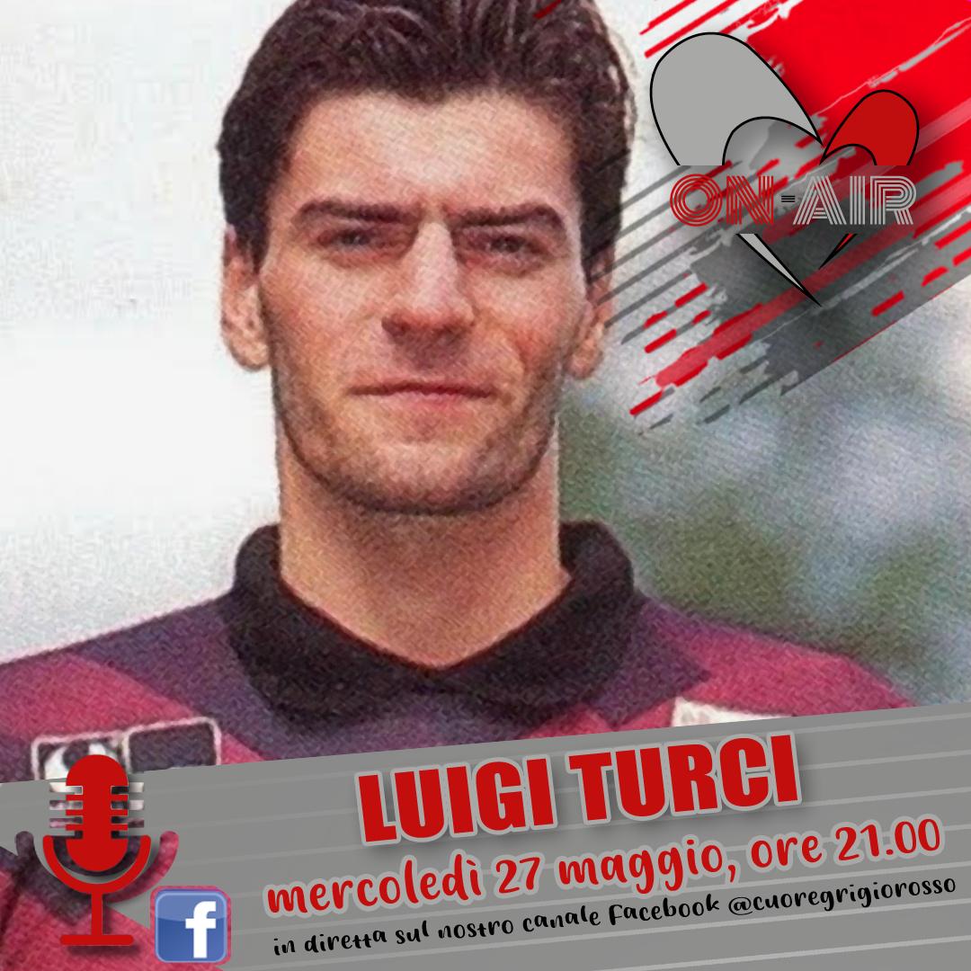 Luigi Gigi Turci Cremonese GrigiorossOnAir