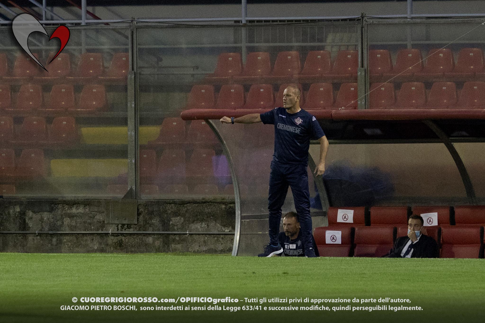 Bisoli: «A Salerno ho visto la mia squadra»